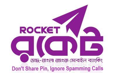 Rocket Spam like Bkash